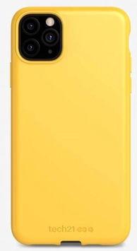 Tech21 Studio Colour Back Case For Apple iPhone 11 Pro Max Yellow