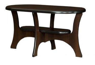 Kafijas galdiņš Bodzio S12 Walnut, 1100x600x590 mm