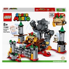 Konstruktors LEGO Super Mario Bowser pils bosa kaujas paplašinājuma maršruts 71369, 1010 gab.