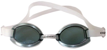 Crowell Swimming Goggles 2321 White Black