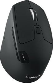 Datorpele Logitech M720 Black, bezvadu, optiskā