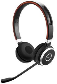 Беспроводные наушники Jabra Evolve 65 Duo MS Black