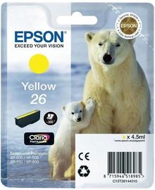Epson 26 Claria Premium Yellow