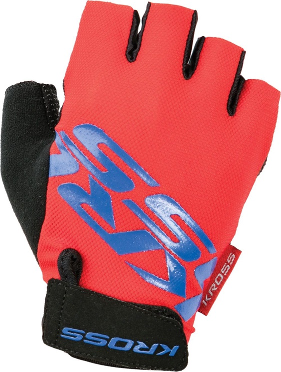 Kross Flow SF Red Blue XL