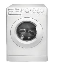 Veļas mašīna Indesit MTWC61051WPL, 6 kg, A+