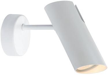 Light Prestige Futuro 1 Wall Lamp 35W GU10 White