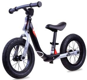 "Līdzsvara velosipēds Royalbaby Run Knight HRRO0130, melna, 12"""