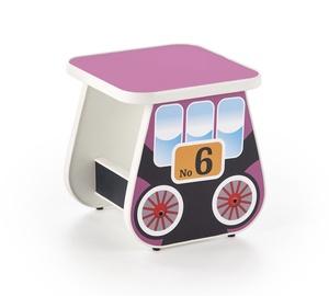 Bērnu krēsls Halmar Lokomo Purple