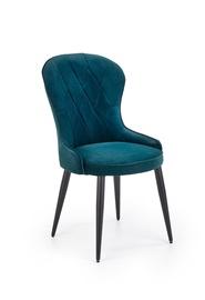 Ēdamistabas krēsls Halmar K366 Dark Green