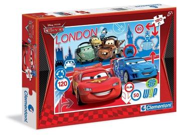 Пазл Clementoni SuperColor Disney Cars 07304, 180 шт.