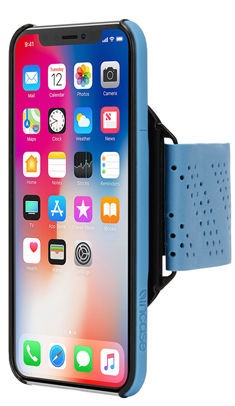 Incase Armband Pro For Apple iPhone X Blue