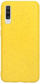 Forever Bioio Back Case For Samsung Galaxy A70 Yellow
