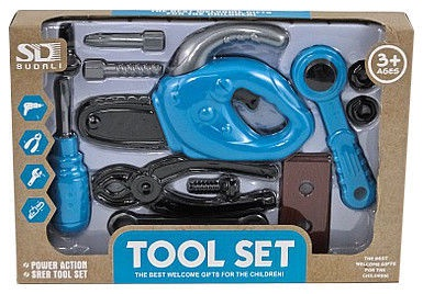 Tommy Toys Tool Set 477377