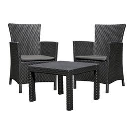 Комплект уличной мебели Keter Rosario 216777 Graphite
