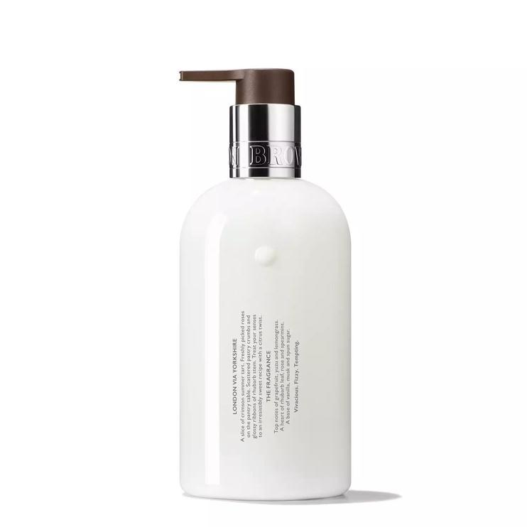 Molton Brown Hand Lotion 300ml Delicious Rhubarb & Rose