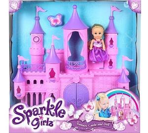 Sparkle Girlz Caste With Cupcake 24295
