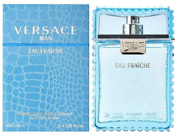 Дезодорант Versace Man Eau Fraiche Perfumed Spray, 100 мл