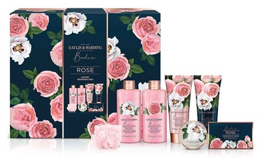 Baylis & Harding Boudoire Rose Luxury Keepsake 7pcs Set