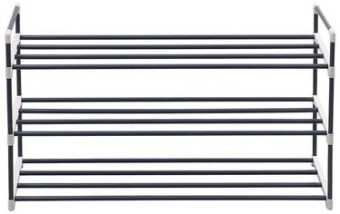 Шкаф для обуви Songmics, серый, 920x300x540 мм
