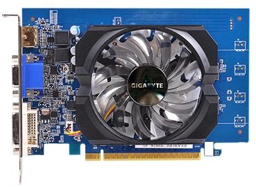 Видеокарта Gigabyte GeForce GT 730 GV-N730D5-2GIV2.0 2 ГБ GDDR5