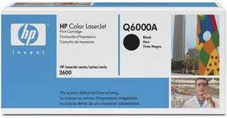 HP LaserJet Q6000A BLACK