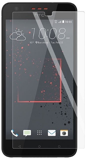 Blun Extreeme Shock Screen Protector For HTC Desire 630