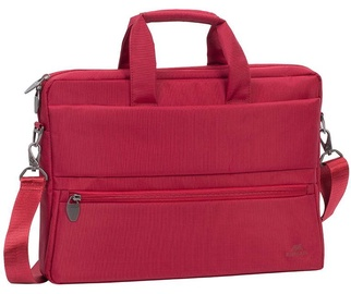 """Rivacase Laptop Bag for 15.6"""" Red"""