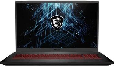 """Klēpjdators MSI GF75 Thin 10UC-052XPL, Intel® Core™ i5-10500H, spēlēm, 8 GB, 512 GB, 17.3 """""""
