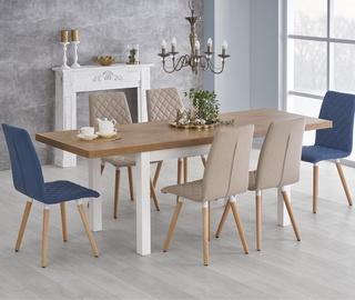 Обеденный стол Halmar Tiago Sonoma Oak, 1400 - 2200x800x760 мм
