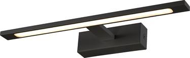 Light Prestige Isla 12W LED 3000K Medium Wall Lamp Black