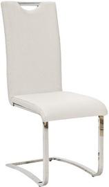 Ēdamistabas krēsls Signal Meble H790 White, 1 gab.