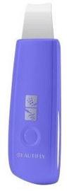 Устройство для очищения лица Beautifly B-Scrub, фиолетовое