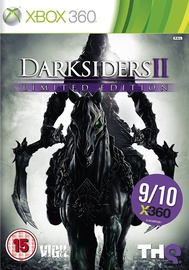 Darksiders II Limited Edition  Xbox One Compatible Xbox 360