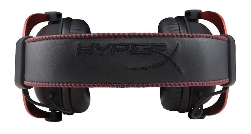 Игровые наушники Kingston HyperX Cloud II Pro Red