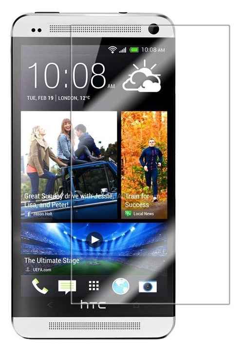 Tempered Glass Screen Protector For HTC Desire 310