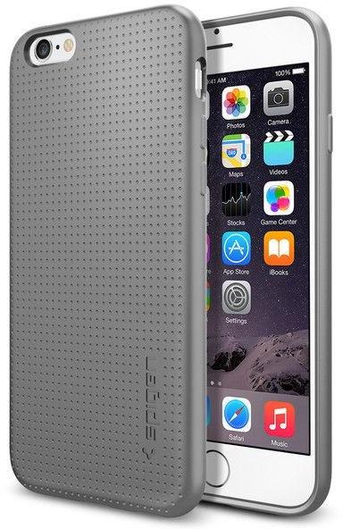 Spigen Liquid Armor Back Case For Apple iPhone 6/6s Gray