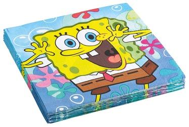 Amscan SpongeBob Napkins 20pcs