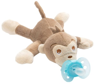 Philips Avents Ultra Soft Pacifier Snuggle Monkey 0-6m SCF 348/12