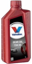 Valvoline Gear Oil 75w80 1l