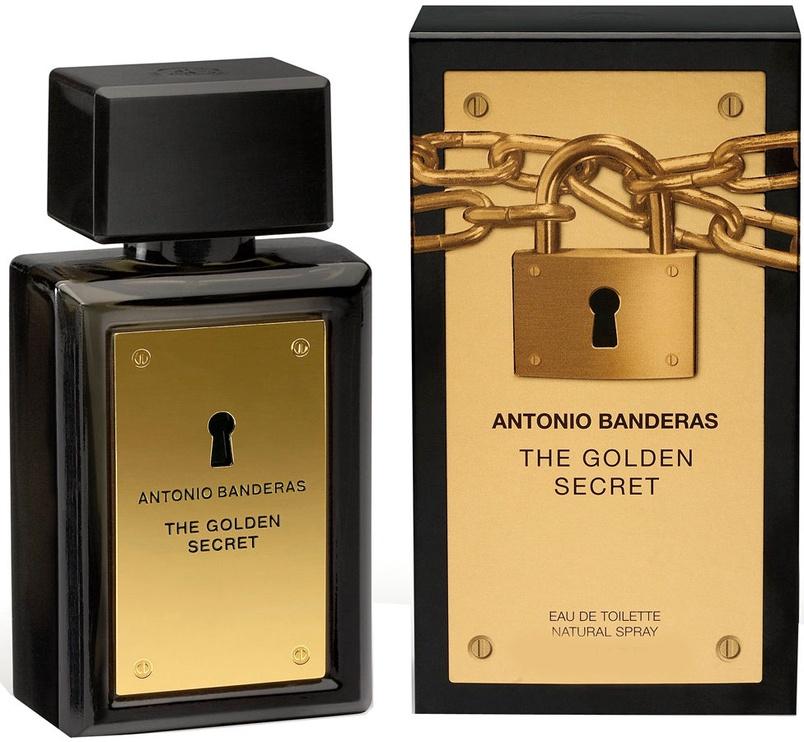Smaržas Antonio Banderas The Golden Secret 100ml EDT