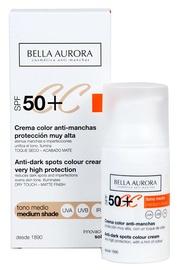 Bella Aurora CC Cream SPF50+ 30ml Medium Shade