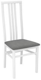Black Red White Trio 2 Chair Grey/White