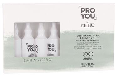 Revlon ProYou The Winner Anti Hair Loss Care 12x6ml