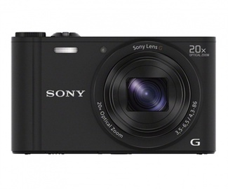 """FOTOAPARĀTS """"SONY"""" DSC-WX350B"""