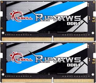Operatīvā atmiņa (RAM) G.SKILL RipJaws F4-2400C16D-16GRS DDR4 (SO-DIMM) 16 GB CL16 2400 MHz
