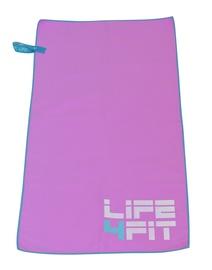 Dvielis Lifefit Quick Dry F-RUC-20-01, rozā, 70x140 cm