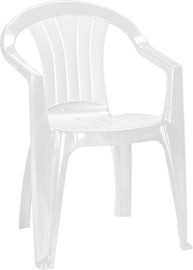 Keter Sicilia Garden Chair White
