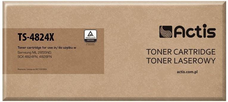 Actis Toner Cartridge for Samsung 5000 p Black