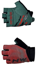 Northwave MTB Air 3 Short Gloves M Red