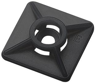 Кронштейн Elematic, пластик, черный, 27 мм x 4.8 мм